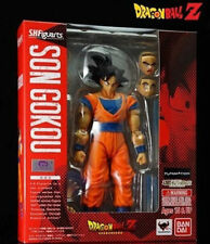 New Anime Dragonball Z DBZ S.H.Figuarts Son Goku Collectible Action Figure