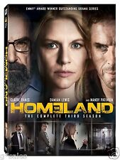 Homeland TV Series ~ Complete Season 1-4 (1 2 3 & 4) ~ BRAND NEW 16-DISC DVD SET