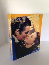 Gone with the Wind 550 Piece Golden Spotlight Puzzle