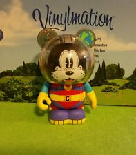 "DISNEY Vinylmation 3"" Park Set 1 Mickey and Friends in Space Goofy"
