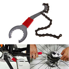 Whip Bottom Bike Chain Bracket Freewheel Wrench Convenient Remover Repair Tool