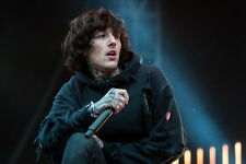 """078 Bring Me The Horizon - BMTH Metalcore Band Oliver Sykes 21""""x14"""" Poster"""