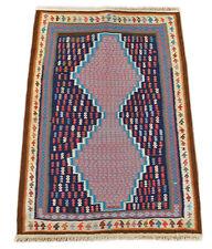 sehr feiner alter kurdischer Kelim Persien 160 x 112 cm handmade kurdish kilim