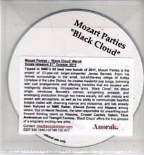 (CH857) Mozart Parties, Black Cloud - 2011 DJ CD