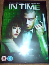 IN TIME - JUSTIN TIMBERLAKE - AMANDA SEYFRIED - (REG 2)
