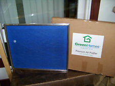 20x25 Green Home's America Electronic Filter allergy & Cigarette Smoke