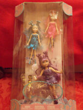 Barbie Fairytopia Wingdom Mini Fairies Doll 2005 NIB