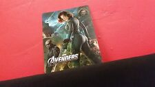 THE AVENGERS - 3D Lenticular Magnet / Cover / Card for BLURAY STEELBOOK