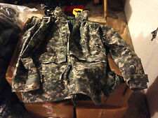 NEW IN PACKAGE GENUINE US MILITARY GEN II ACU GORETEX ECWCS PARKA XL-LONG
