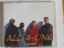 "MAXI-CD  ""ALL-4-ONE - I SWEAR"""