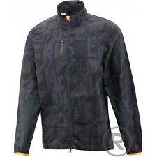 New Reebok DSR Wind Jacket Black - Medium