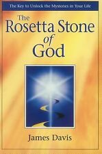 The Rosetta Stone of God by James Davis 2000 Paperback