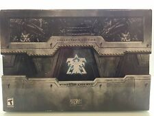 Starcraft 2 Wings of Liberty Collectors Edition (New Unopened)