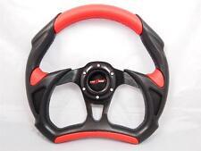 Ez-go  4 POLARIS Ranger steering wheel golf cart W/ Adapter 3 spoke Club Car