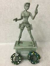 FIGURINE LARA CROFT CORE DESIGN TOMB RAIDER SCENE STATUE COMMEMORATIVE