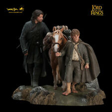 WETA Lord Of The Rings Fellowship Of The Ring Set 3 Statue NEW SEALED