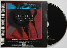 Solefald + Carnal Forge Adv Cardcover CD 2001