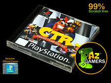 Crash Team Racing ctr - PS1 Game