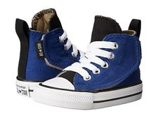 Converse All-Star Roadtrip Blue High Top Shoes Infant Toddler Boy Size 5 NEW