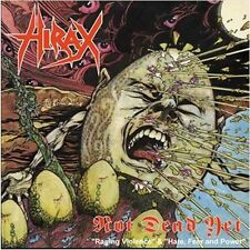 HIRAX - Not Dead Yet +1 CD