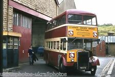 Rossendale Transport PD2 44 Trainer Bus Photo