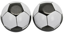 SOCCER BALL VALVE CAPS LOW RIDER BIKE BEACH CRUISER
