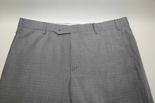 #20 Zanella 'Devon'  Flat Front Trousers Size 36  MSRP $345