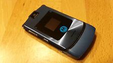 Motorola RAZR V3i  Farbe blau / mit Folie / Klapphandy / ohne Simlock