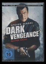 DVD DARK VENGEANCE - BLUTIGE RACHE - THE TRUE JUSTICE COLLECTION - STEVEN SEAGAL