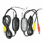 2.4G Wireless RCA Video Transmitter & Receiver for Car Backup Camera Hottest