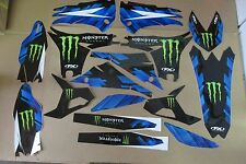 FX TEAM MONSTER  GRAPHICS  YAMAHA  YZ450F YZF450  2010 2011 2012 2013