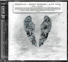 COLDPLAY - GHOST STORIES - LIVE 2014 / DVD + CD / NEU+OVP-SEALED!