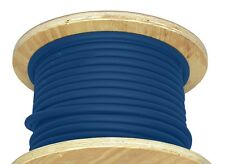200' 1 Welding Cable Blue Portable Flexible New Durable USA Power