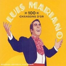 Luis MARIANO - 100 chansons d \ 'or 4 CD FRANCAIS/FRENCH BALLET NEUF
