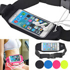 Sport Runner Zipper Fanny Pack Waist Bum Bag Fitness Running Jogging Belt Pouch
