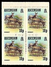 """ASCENSION 480a (SG510a) - Donkey Definitive """"Part Booklet Pane"""" (pa67504)"""