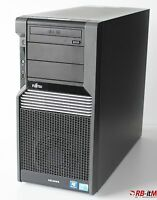 Fujitsu CELSIUS R570-2 Intel XEON QUAD Core E5640 2,66Ghz 8GB RAM - 320GB - DVD