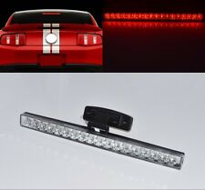 Universal Red 18 LED Car Third Brake Reverse Tail Lamp Turn Signal Light Bar