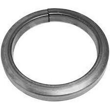 """STEEL RINGS MADE FROM 1/2"""" SQUARE TUBING  4-1/2""""O.D.  #SR-450 **LOT OF 5**"""