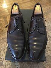 Allen Edmonds Delray Oxfords (Brown) Size 11 D For Men
