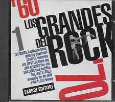 Rock Legends I - Los Grandes Del Rock (Fabbri Editori)  CD 1993