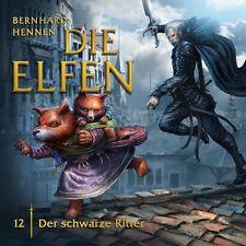DIE ELFEN - 12:DER SCHWARZE RITTER   CD NEU