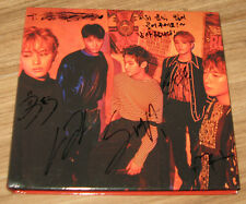 FTISLAND 6TH ALBUM Where's the Truth? REAL SIGNED AUTOGRAPHED K-POP PROMO CD #1