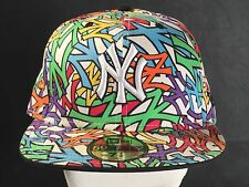 NEW ERA 59 Fifty MLB New York (NY) Yankees Baseball Hat Multicolor 7 1/2 Fitted