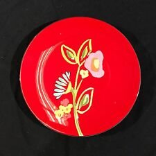 Lenox Rutherford Circle Floral Coupe Accent Plate ~2nd Quality~