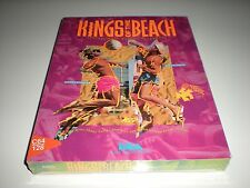Kings of the Beach game for Commodore 64 & 128 by EA. New. Factory sealed box.