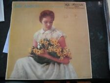 Julie Andrews Vinyl Record Album The Lass With The Delicate Air RCA L10371
