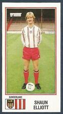 PANINI FOOTBALL 83-#268-SUNDERLAND-SEATTLE SOUNDERS-SHAUN ELLIOTT