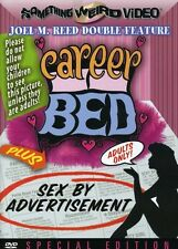 Career Bed/Sex by Advertisement (2009, REGION 1 DVD New)