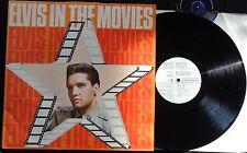 KLP117 - Elvis Presley - Elvis in the Movies (RDS 9007) UK LP, reader's digest